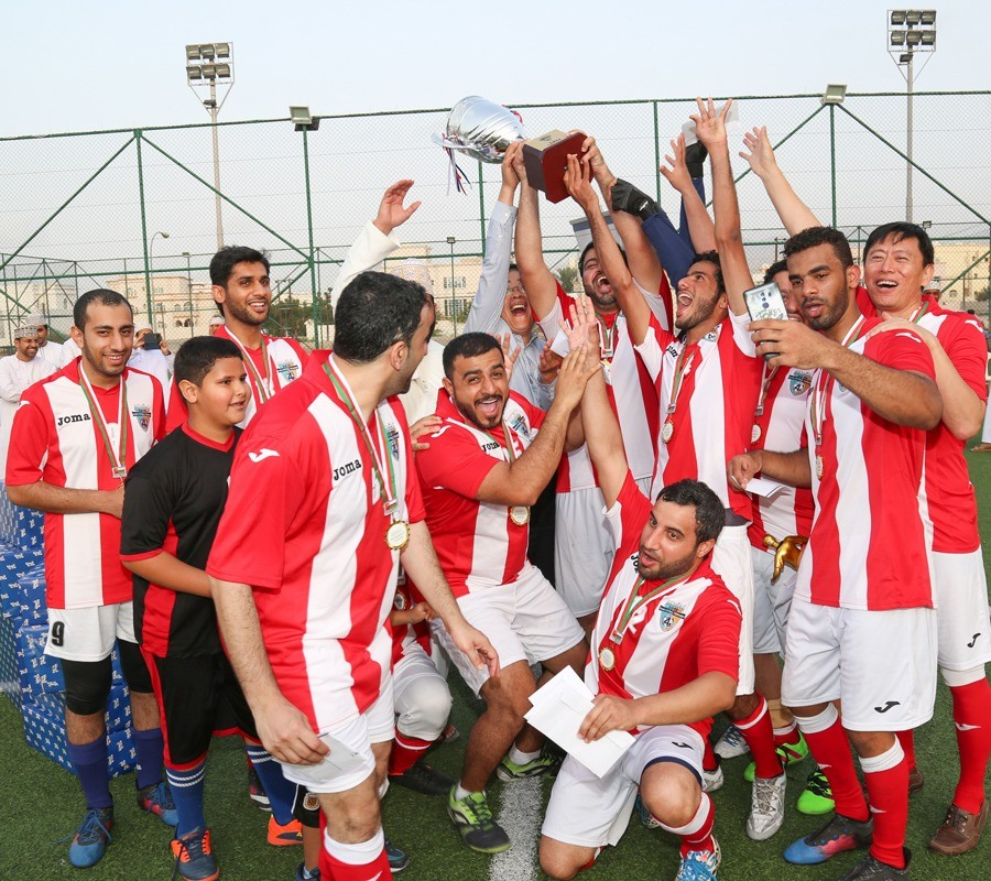 4th Daleel Football Tournament Concluded