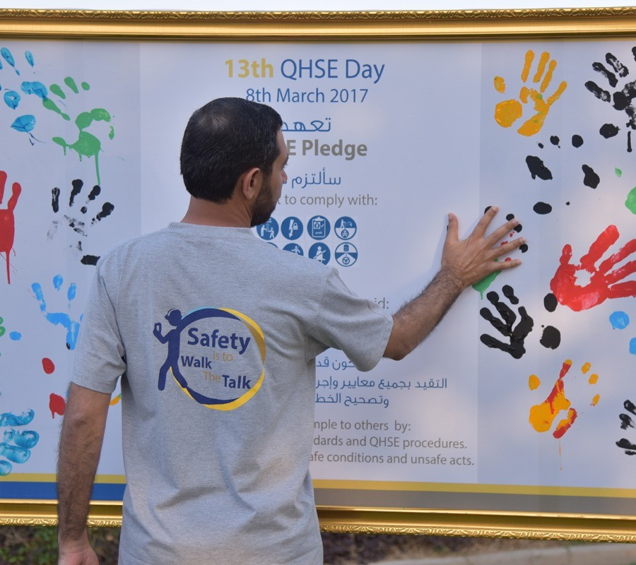 By protecting the environment local communities, Daleel Petroleum celebrates its QHSE Day 2017