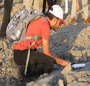 Collaboration with Geology Society of Oman to organize 5th Geo-Competition