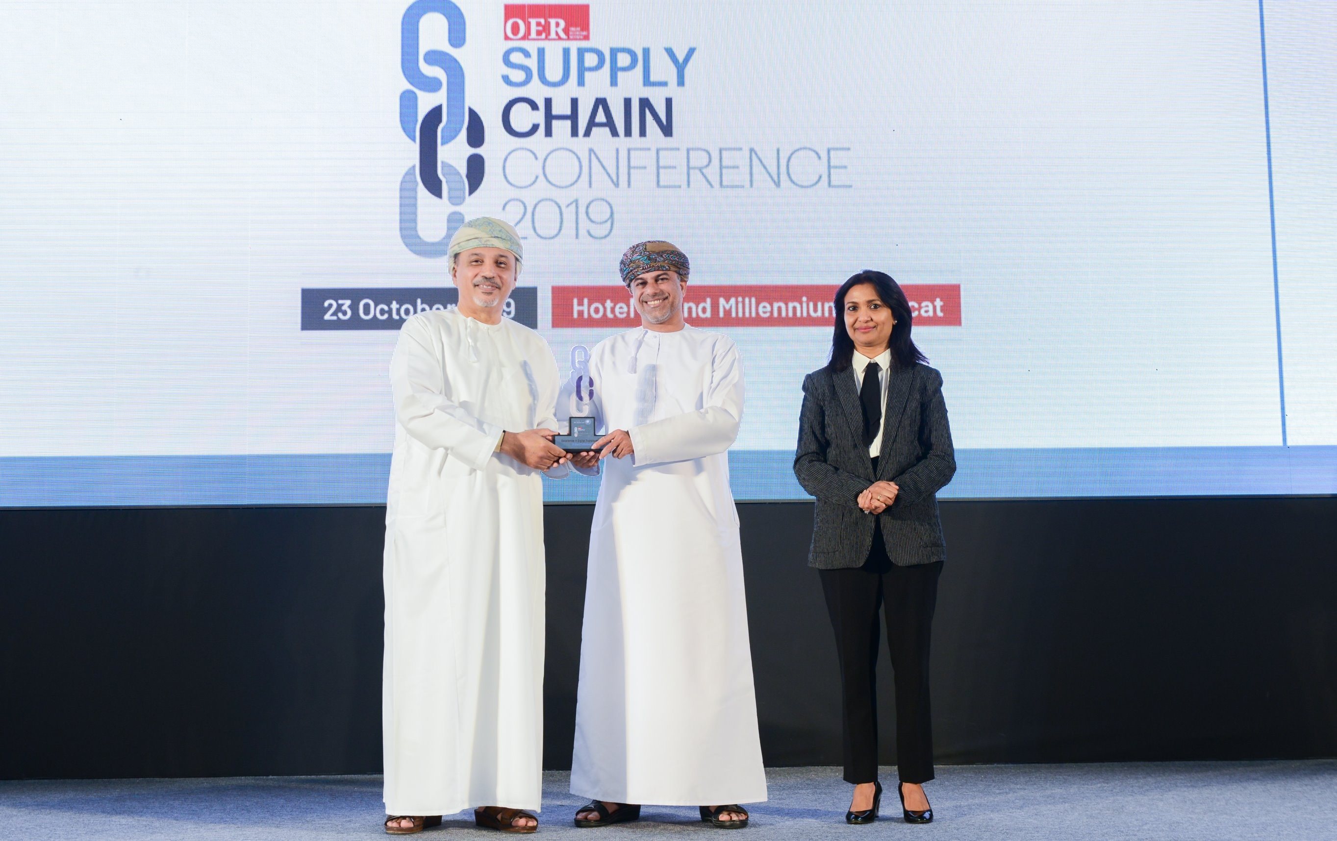 Daleel Petroleum Receives Acknowledgment at the Supply Chain Conference 2019