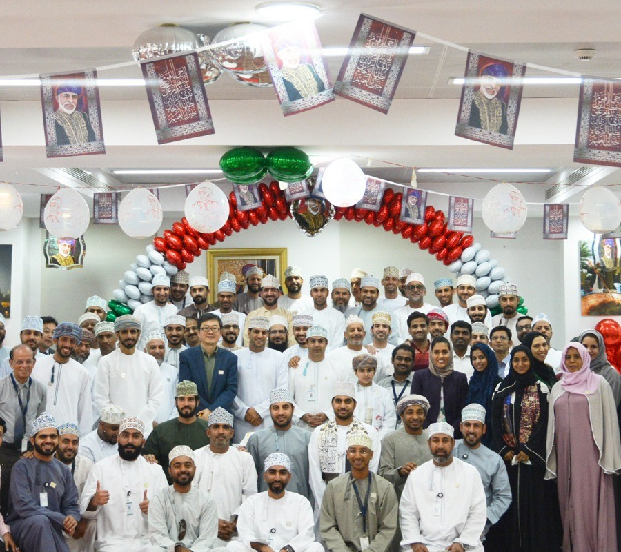 Oman 46th National Day