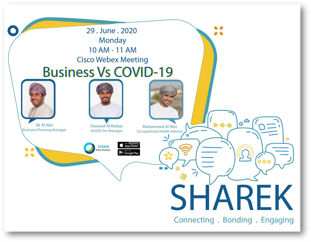 Webinar: Business Vs COVID-19